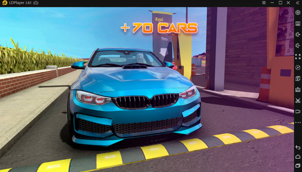 3Get Started With Car Parking Multiplayer