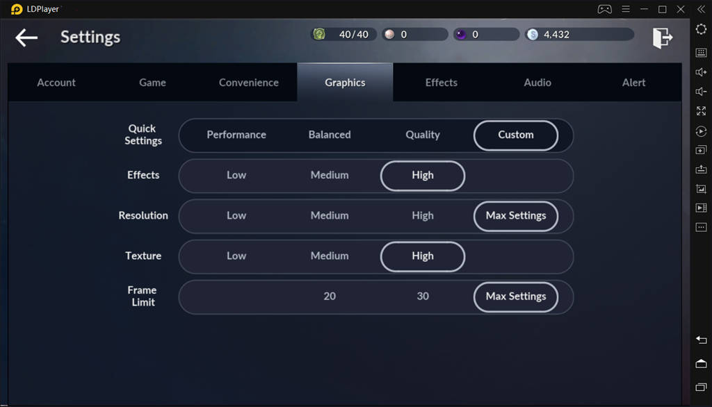 Enhance Ultra Graphics For Black Desert Mobile On PC