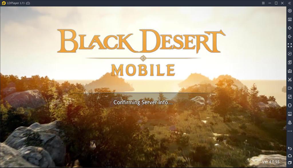 Play Black Desert Mobile On Pc