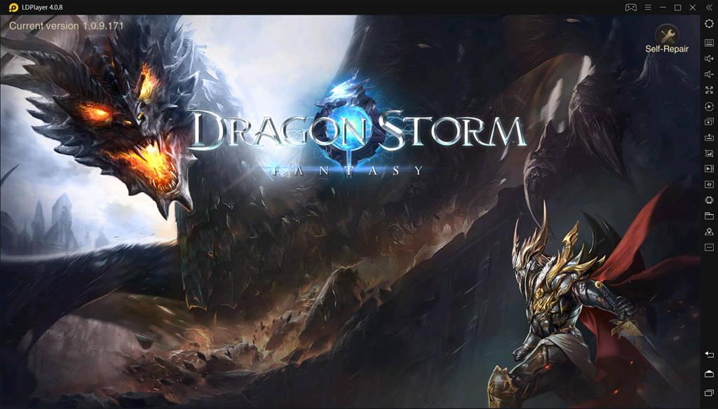 Play Dragon Storm Fantasy On PC
