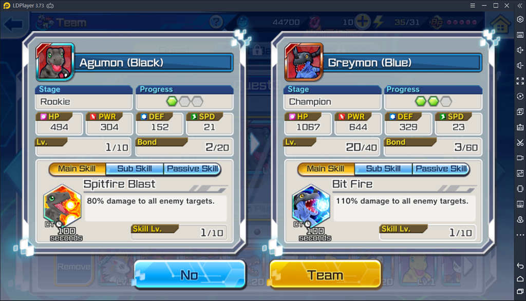 Upgrade Your Digimon