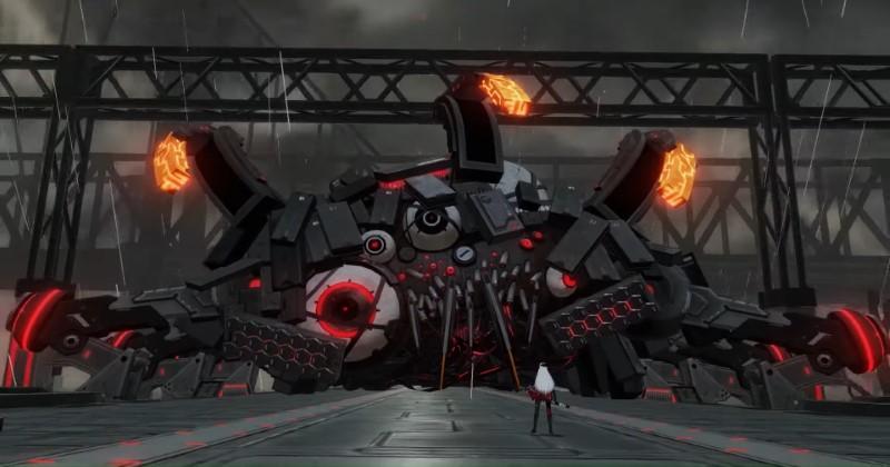 Punishing - Gray Raven Bosses Eternal Engine