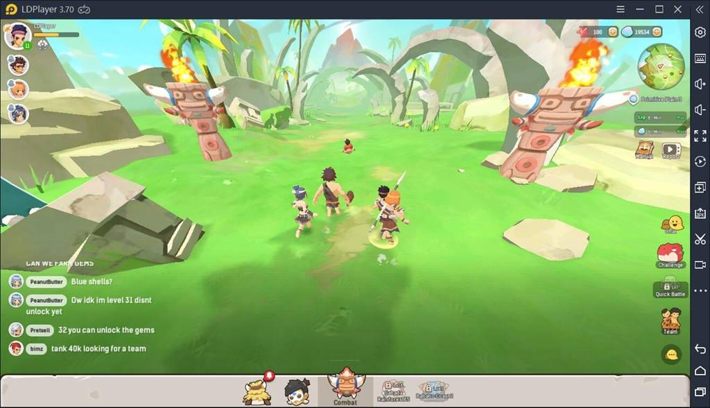 Play Ulala Idle Adventure On PC Using LDPlayer