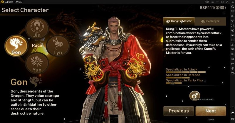 Best PvP and PvE Class Selection Guide for Blade and Soul Revolution