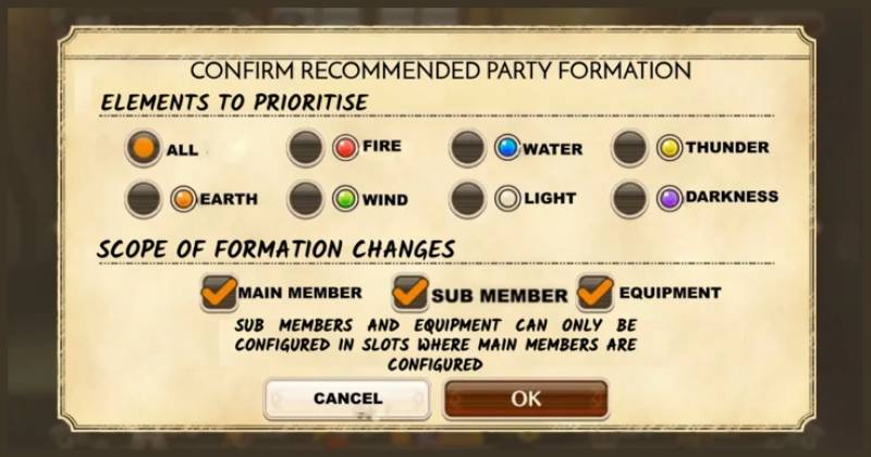 KonoSuba Fantastic Days | Party Composition and Training Member Guide