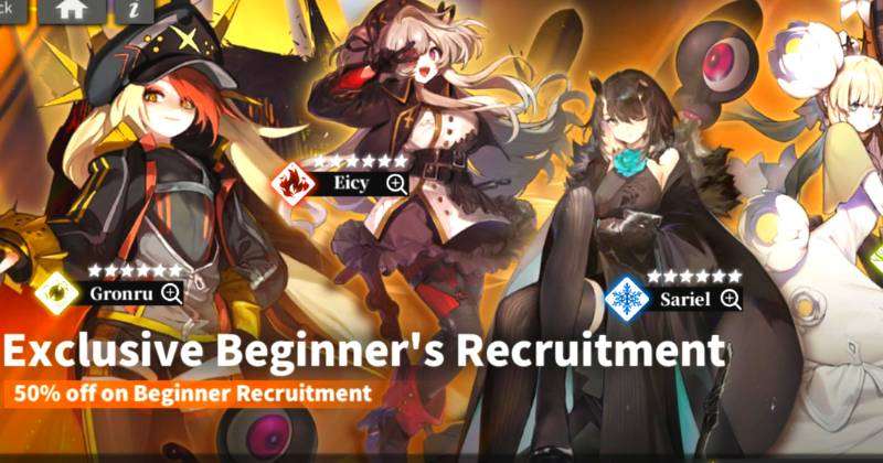Alchemy Stars Recruitment Banners Schedule and the List