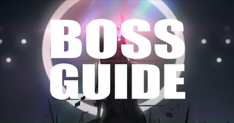 Punishing - Gray Raven Bosses Intro