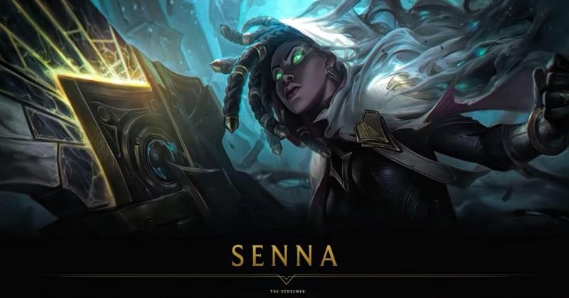 senna wild rift gameplay