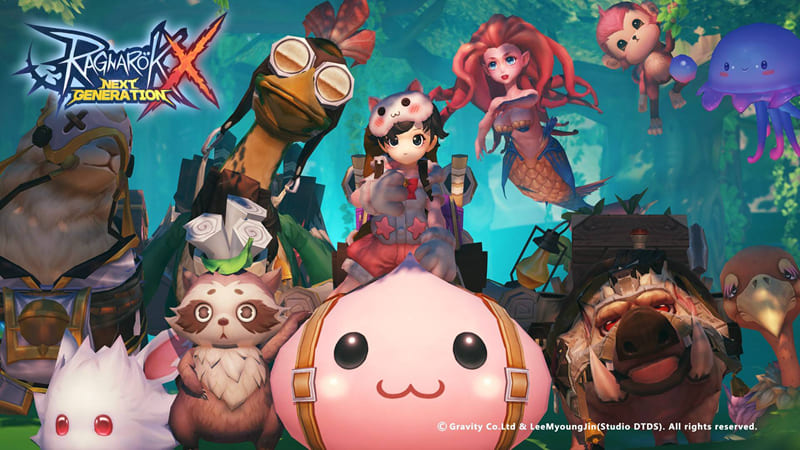 Download and Play Ragnarok X: Next Generation on PC