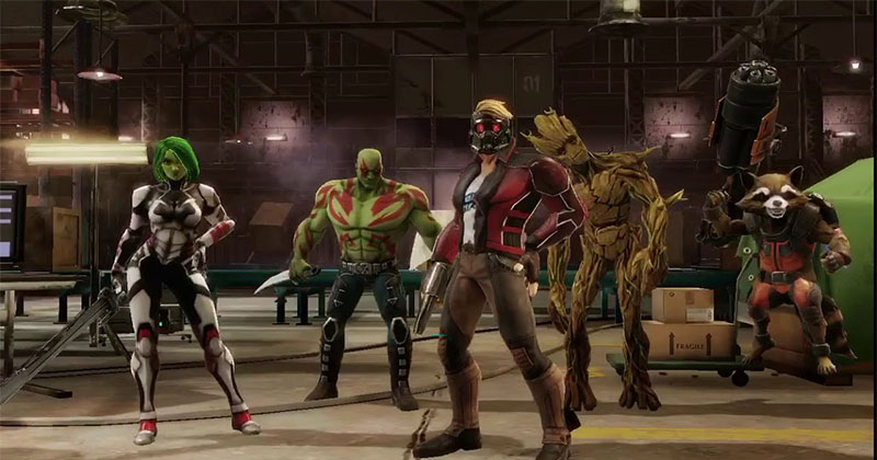 Marvel Strike Force, How to Farm Easily the Best Farming Guide