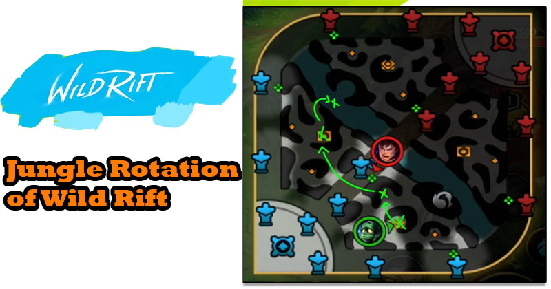 League of Legends Wild Rift: Jungle Rotation and Smite Guide