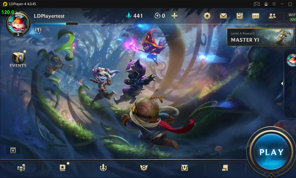 How to Enable 120 FPS for League of Lege...