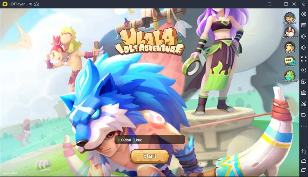 Play Ulala Idle Adventure On PC With LDPlayer