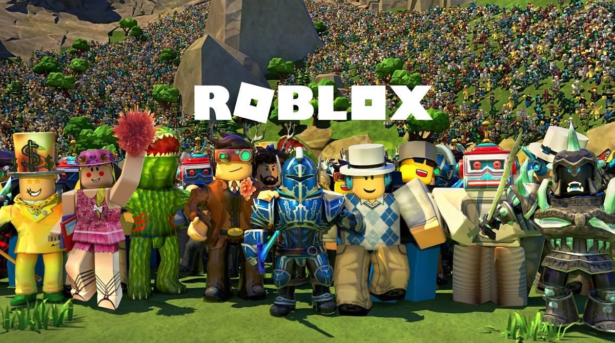 O popular Roblox,leva as crianças ao Metaverse