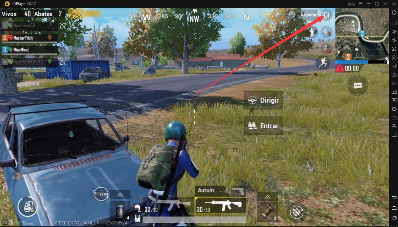 Como resolver não conseguir sair de veículo no PUBG Mobile