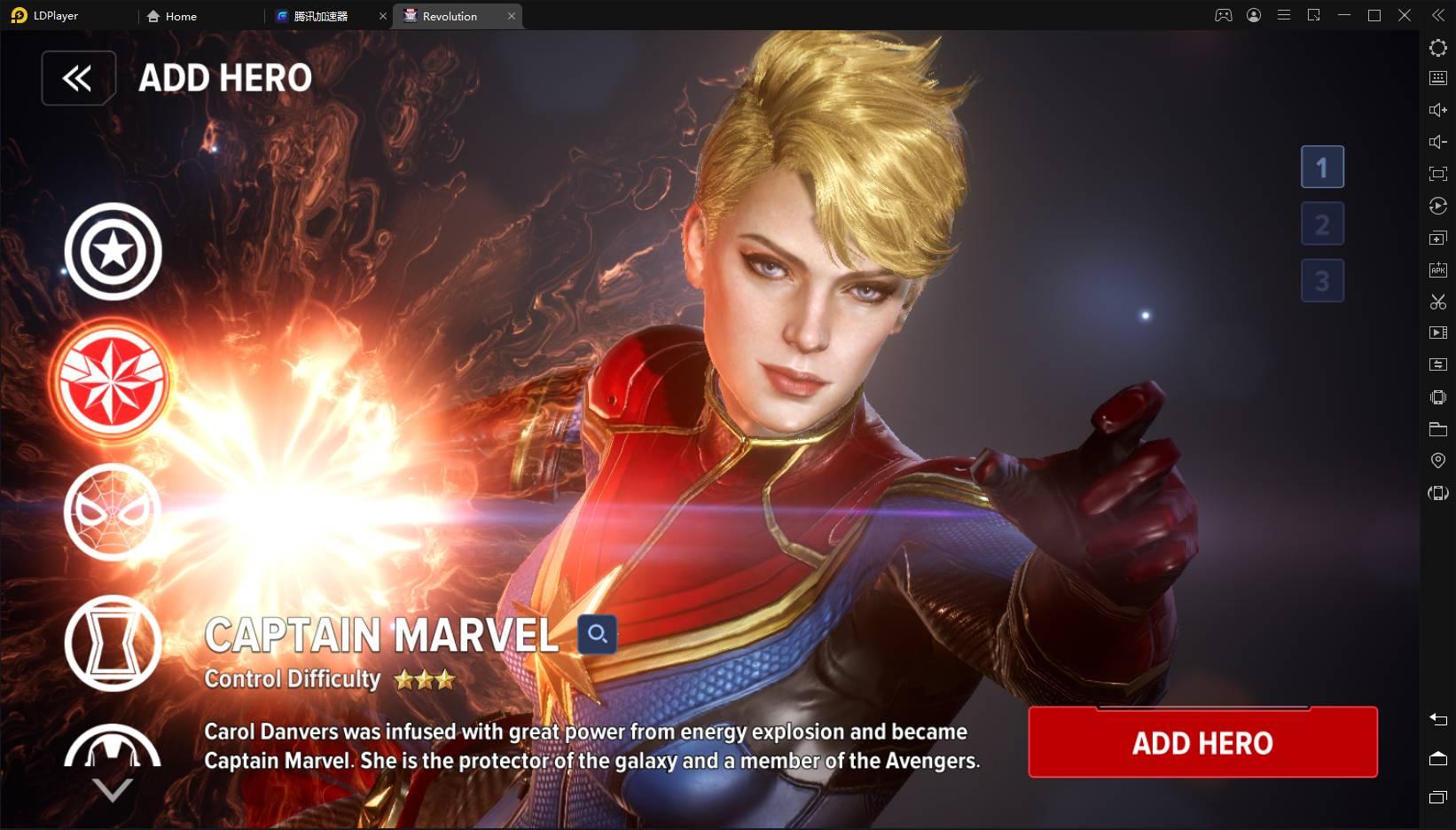 MARVEL Future Revolution resmi olarak başlatıldı | LDPlayer ile oynayın