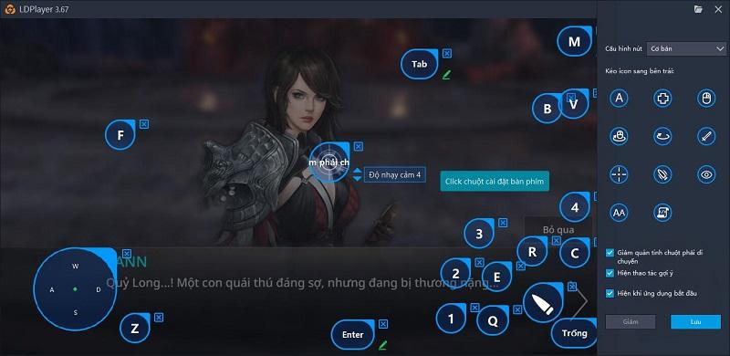 Hướng dẫn cài đặt và chơi AxE trên PC