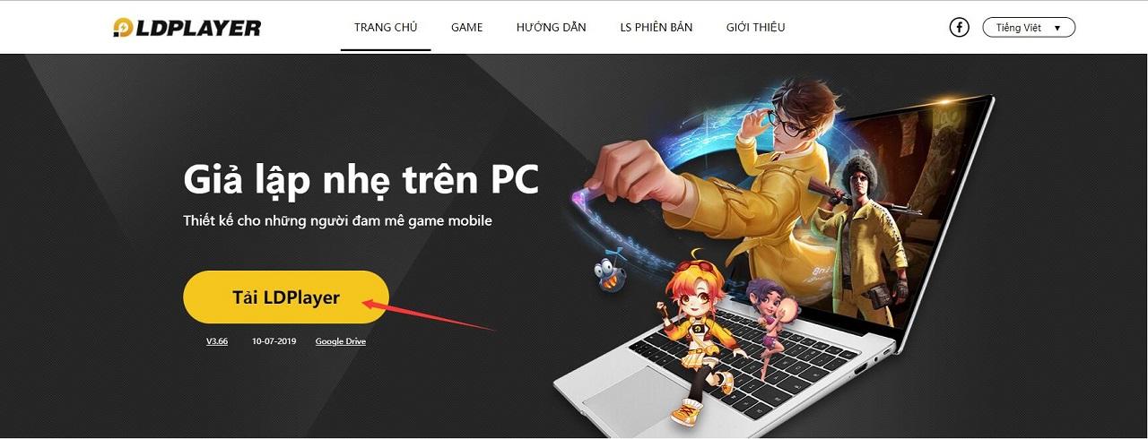 Hướng dẫn cài đặt và chơi Pica Huyền Thoại trên PC