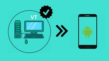 PCのVTを有効化手順