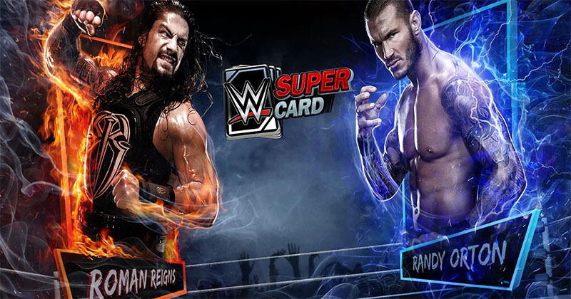 Download and Play WWE Supercard Multipla...