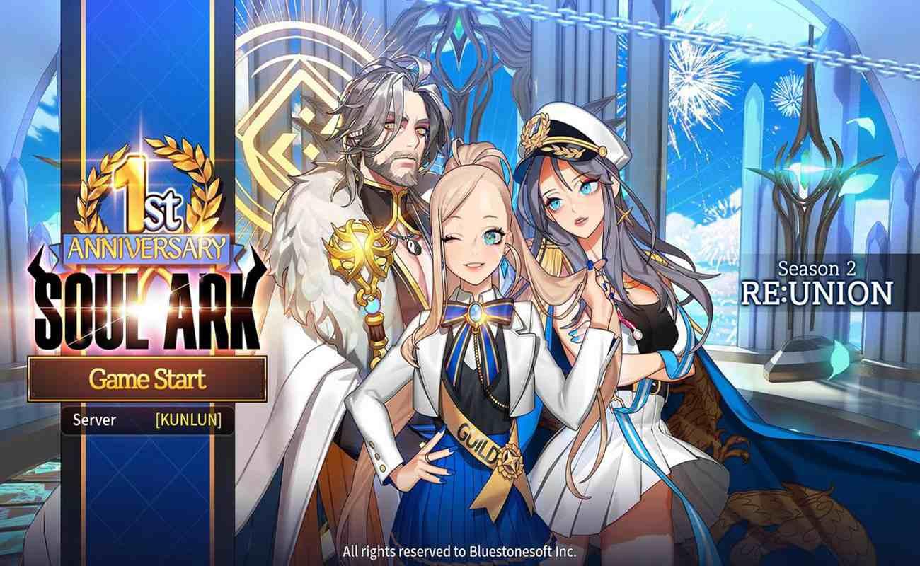 How to Play Soul Ark: Season2 Reunion on...