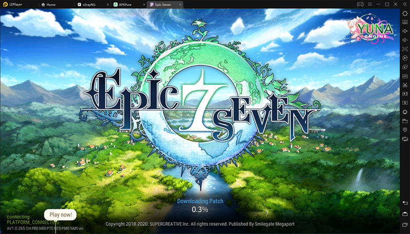 How to Play Epic Seven on PC and Laptop
