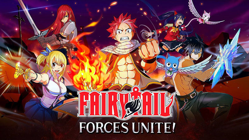 Download and Play FAIRY TAIL: Forces Uni...